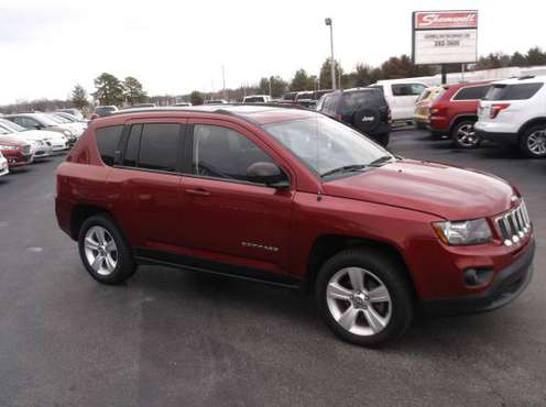 2016 JEEP COMPASS SPORT - cars & trucks - by dealer - vehicle... for sale in RED BUD, IL, MO