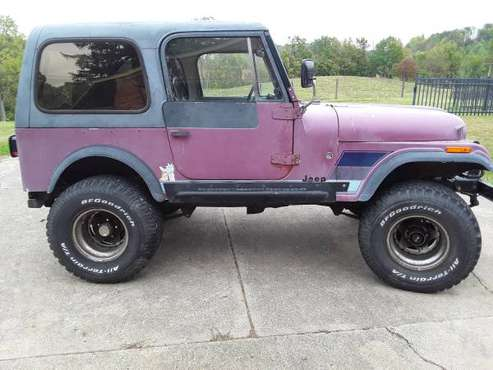 CJ7 Jeep for sale in Port Washington, OH