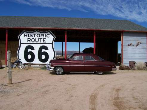 custom 1951 Mercury - cars & trucks - by owner - vehicle automotive... for sale in Dolan Springs, AZ