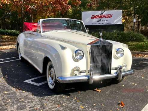 1961 Rolls-Royce Silver Cloud II for sale in Syosset, NY