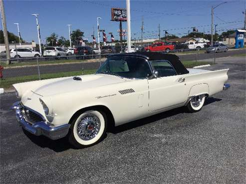 1957 Ford Thunderbird for sale in Greenville, NC
