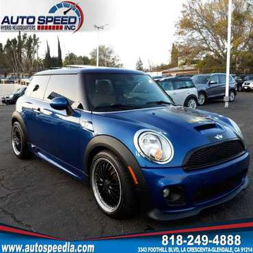 2009 MINI Cooper Hardtop S - APPROVED W/ $1495 DWN *OAC!! for sale in La Crescenta, CA