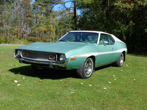 1974 AMC Javelin barn find for sale in Orchard Park, NY