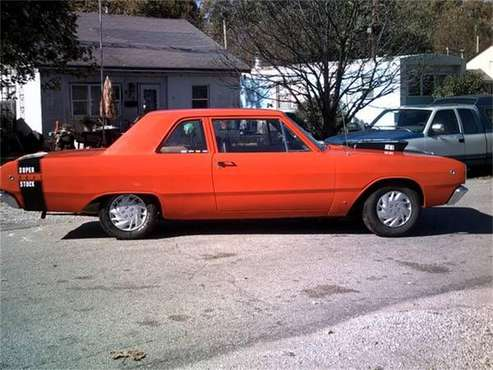 1968 Dodge Dart for sale in Cadillac, MI