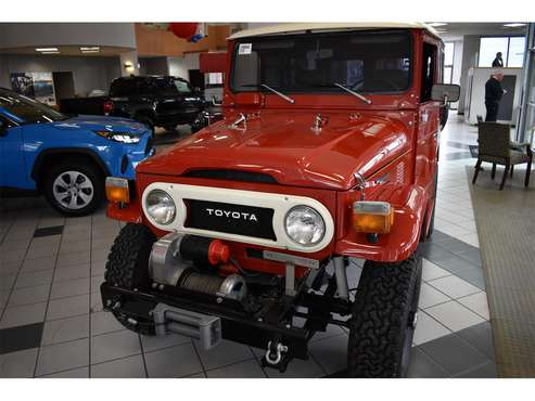 1979 Toyota Land Cruiser FJ for sale in Fort Wayne, IN