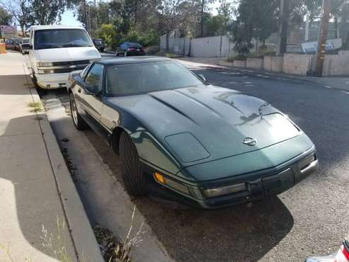1996 Corvette targa for sale in Thousand Oaks, CA