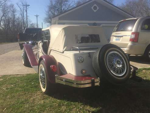 1990 Chevrolet Kit Car 1929 SSK Mercedes for sale in Smiths Grove, KY