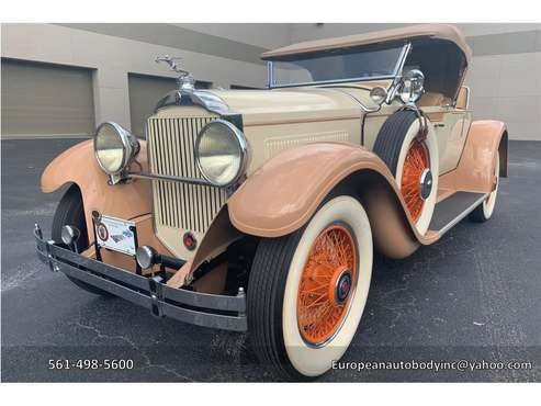 1929 Packard 633 for sale in Boca Raton, FL