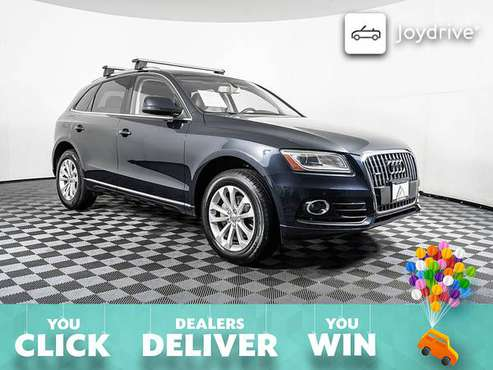 2013-Audi-Q5-Premium Plus-All Wheel Drive for sale in PUYALLUP, WA
