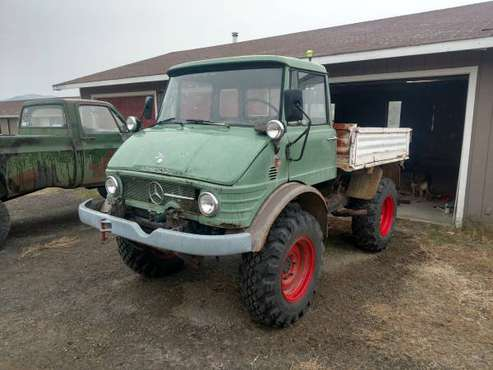 Unimog 406 Project for sale in Montague, CA