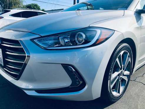 2017 hyundai elentra limited for sale in Westminster, CA