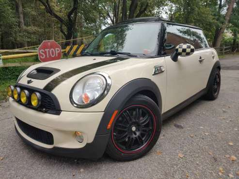 2008 MINI COOPER S for sale in Staten island NY, NY