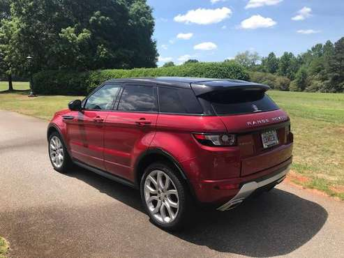 Super Nice 2014 Range Rover Evoque Dynamic for sale in Barnesville, GA