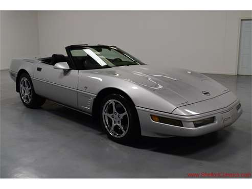 1996 Chevrolet Corvette for sale in Mooresville, NC