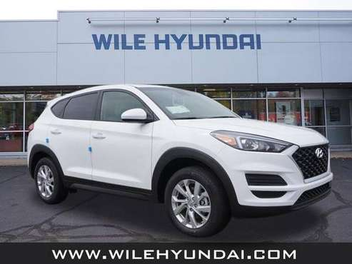 2019 Hyundai Tucson SE AWD for sale in Columbia, CT