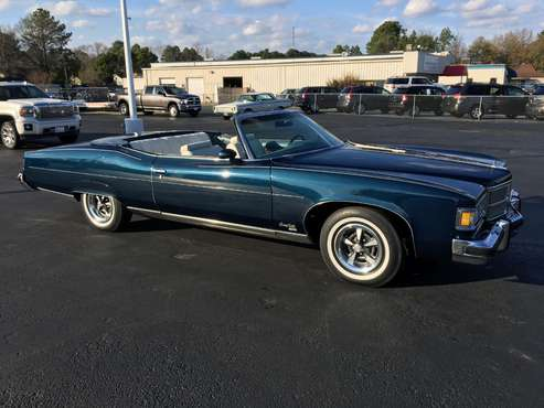 1975 Pontiac Grand Ville for sale in Greenville, NC