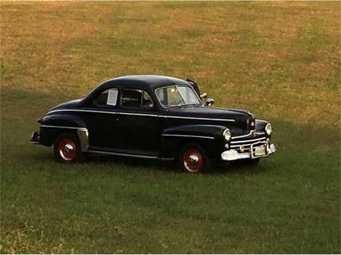 1947 Ford Business Coupe for sale in Cadillac, MI