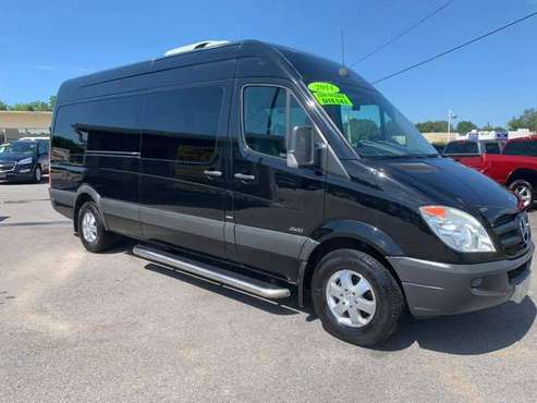 2011 MERCEDES SPRINTER for sale in ROGERS, AR