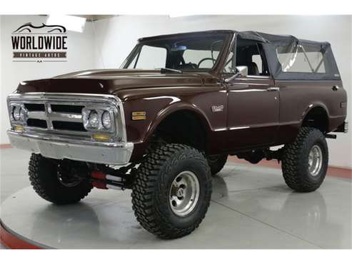 1972 GMC Jimmy for sale in Denver , CO