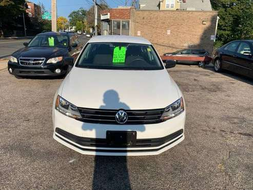 2015 Volkswagen Jetta SE**80K MI**AUTO**ALLOY WHEELS**HEATED SEATS!... for sale in Arlington, MA, MA