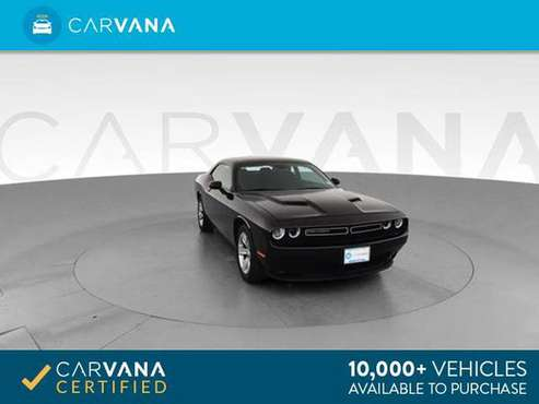 2015 Dodge Challenger SXT Coupe 2D coupe BLACK - FINANCE ONLINE for sale in Indianapolis, IN