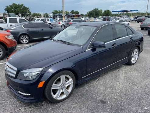 2011 Mercedes C300 Sunroof 72k Miles Clear Florida Title for sale in Longwood , FL