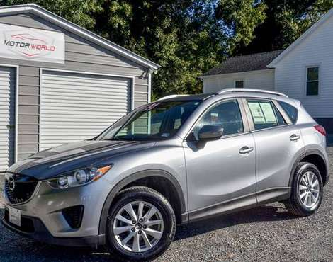 2015 MAZDA CX-5 - Financing Available!! WARRANTY INCLUDED!! for sale in Madison Heights, VA