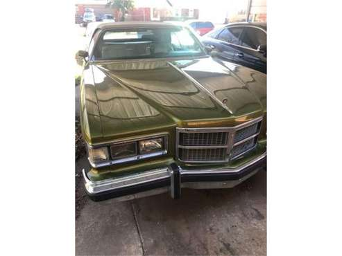 1975 Pontiac Grand Ville for sale in Cadillac, MI