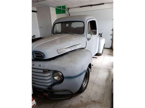 1949 Ford F100 for sale in Cadillac, MI