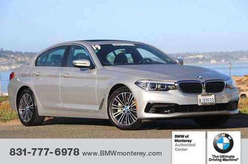 2019 BMW 530e iPerformance Plug-In Hybrid for sale in Seaside, CA