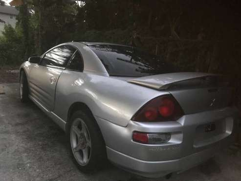 2000 Mitsubishi eclipse for sale in Fort Myers, FL