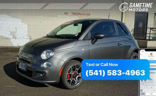 2012 FIAT 500 Sport 2dr Hatchback for sale in Eugene, OR