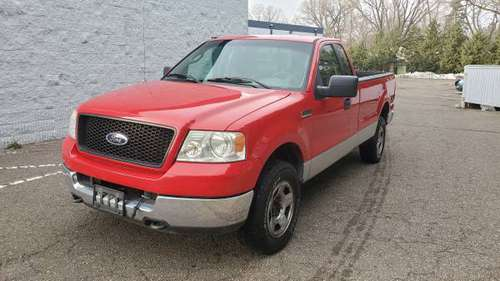2005 Ford F150 XLT 4x4 - cars & trucks - by owner - vehicle... for sale in Minneapolis, MN