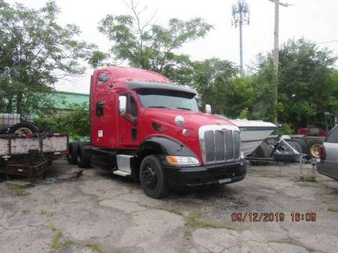 2010 Peterbilt 387 T/A Sleeper RTR# 9083706-01 for sale in Detroit, MI
