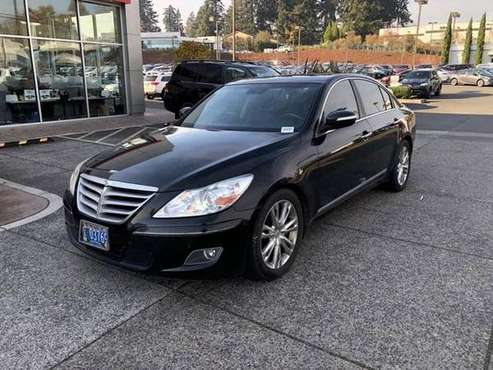 2010 Hyundai Genesis 4.6 CALL/TEXT - cars & trucks - by dealer -... for sale in Gladstone, OR