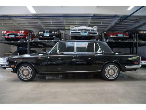 1971 Rolls-Royce Silver Shadow for sale in Torrance, CA