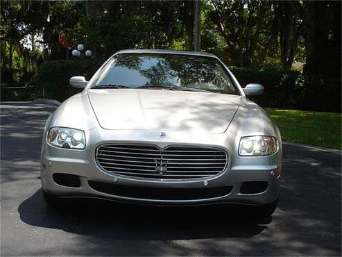 2005 Maserati Quattroporte for sale in Mt. Dora, FL