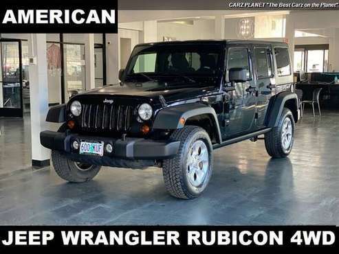 2011 Jeep Wrangler Unlimited Rubicon 4WD AMERICAN JEEP WRANGLER 4X4... for sale in Gladstone, AK