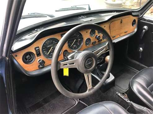 1974 Triumph TR6 for sale in Taylorsville, NC