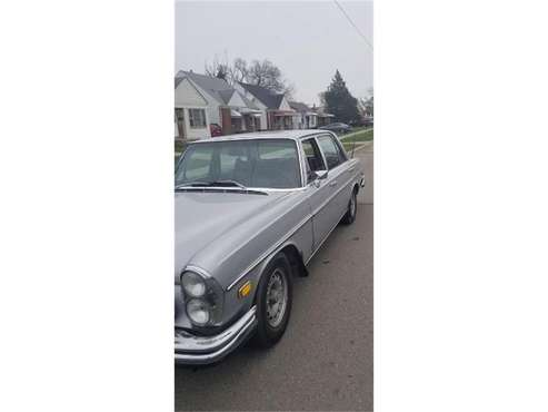 1972 Mercedes-Benz 300SEL for sale in Cadillac, MI