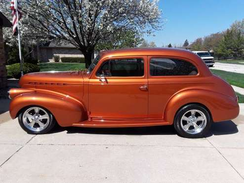 1940 Chevy Master Deluxe for sale in New Lenox, IL
