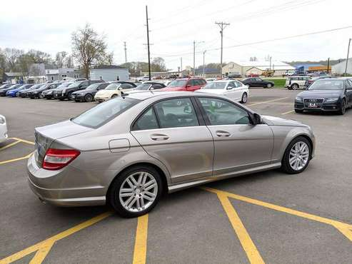 2008 Mercedes C300 4Matic for sale in Evansdale, IA