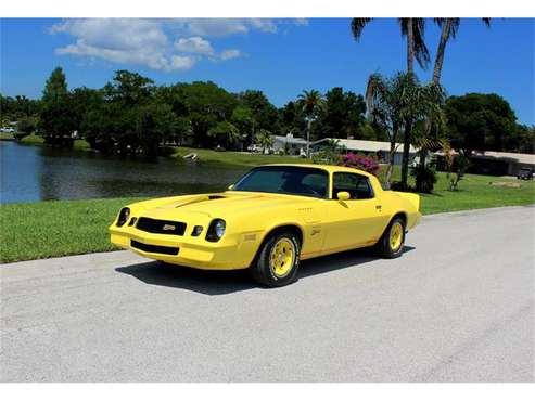 1978 Chevrolet Camaro for sale in Clearwater, FL