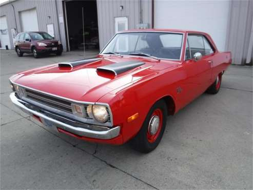 1972 Dodge Dart Swinger for sale in Milford, OH