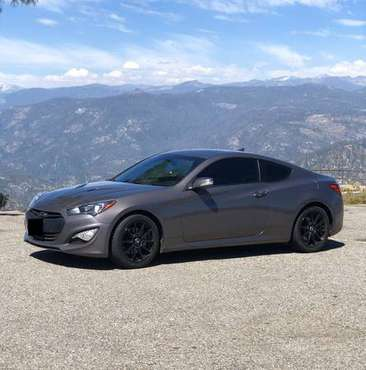 2013 Hyundai Genesis Coupe for sale in Atwater, CA
