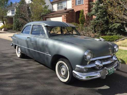 1951 Ford Custom Coupe for sale in Colorado Springs, CO
