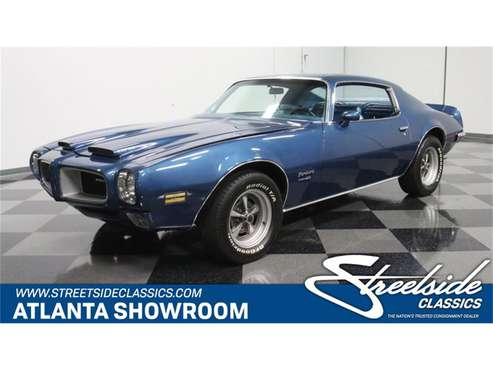 1970 Pontiac Firebird for sale in Lithia Springs, GA