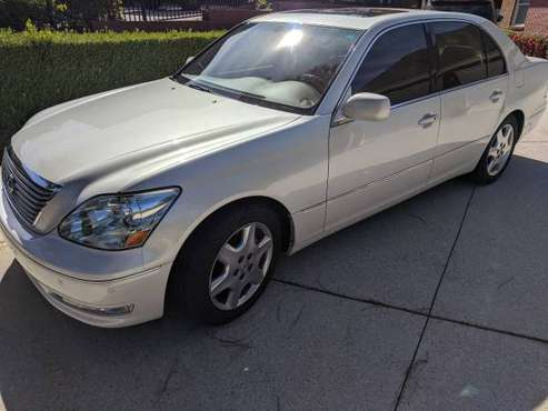 2004 Lexus LS430 for sale in Collegedale, TN
