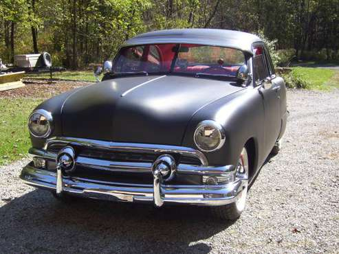 1951 Ford Coupe for sale in Zelienople, PA
