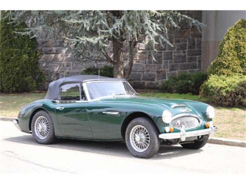 1967 Austin-Healey 3000 Mark III BJ8 for sale in Astoria, NY